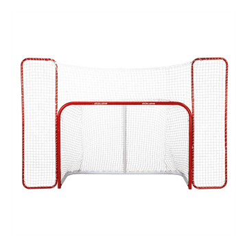 Branka HOCKEY GOAL WITH BACKSTOP 6´ X 4´ (1048167)